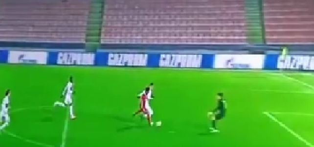 (Video) Salah scores bizarre goal inside one minute to overtake Gerrard's UCL tally