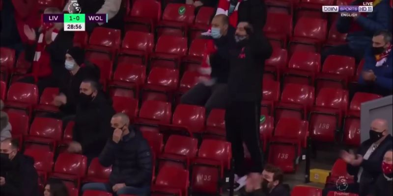 (Video) 134 seconds of Liverpool fans singing Si Señor louder than 2,000 people should