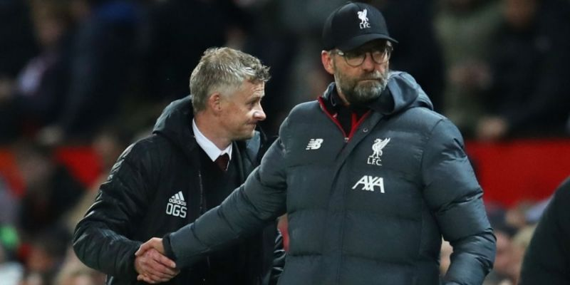 Solskjaer agrees with Klopp's Man Utd penalties jibe