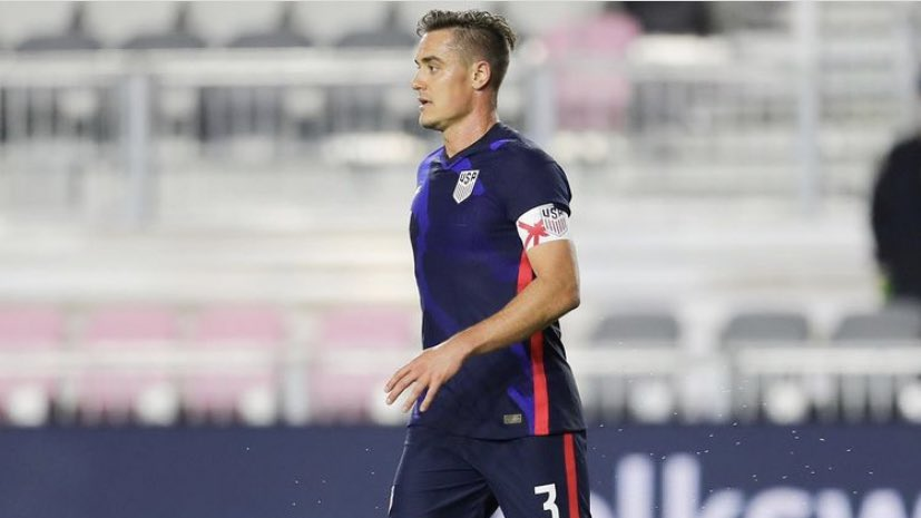 Liverpool 'considering' move for USA captain says Pete O'Rourke