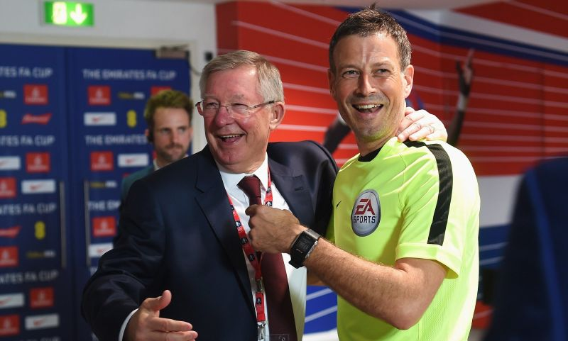 Clattenburg accuses Klopp of being 'more alike than he perhaps realises' to Alex Ferguson