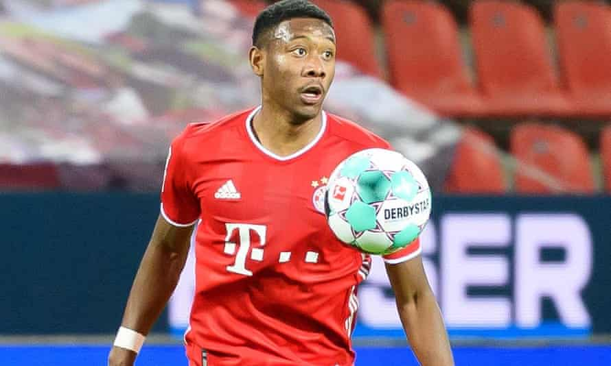 Confirmed: Liverpool spoke to David Alaba's agents, but now deem Austrian too small for CB – Melissa Reddy