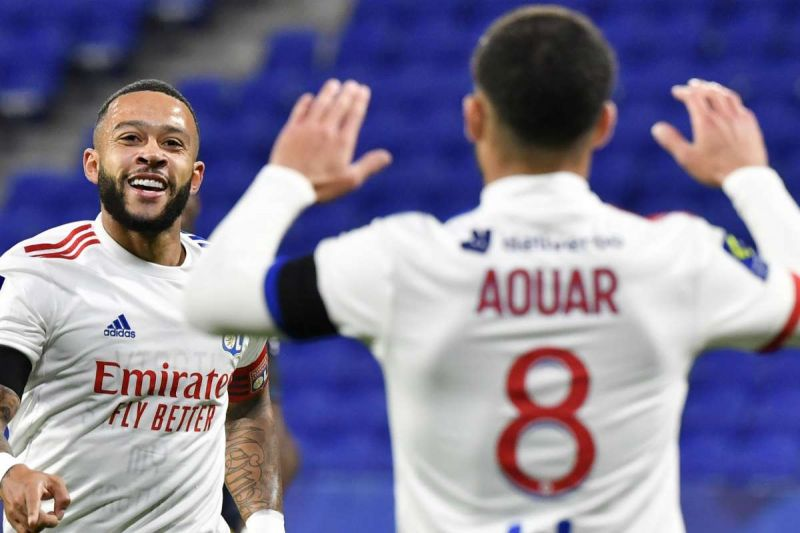Depay comments open door for Liverpool move for £45m star Lyon teammate