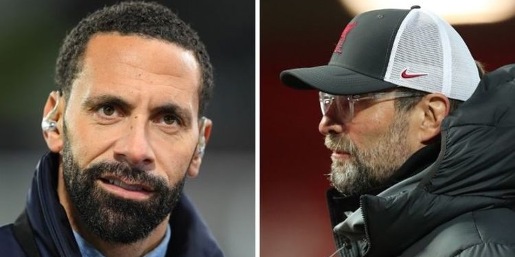 """Ferdinand sends for Klopp over FA Cup complaint: """"Can't take his comments seriously"""""""