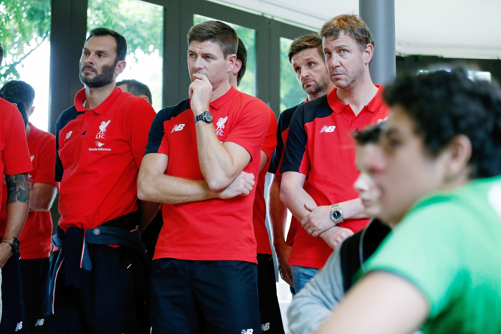 Former Red 'wouldn't be surprised' if Gerrard makes Liverpool return