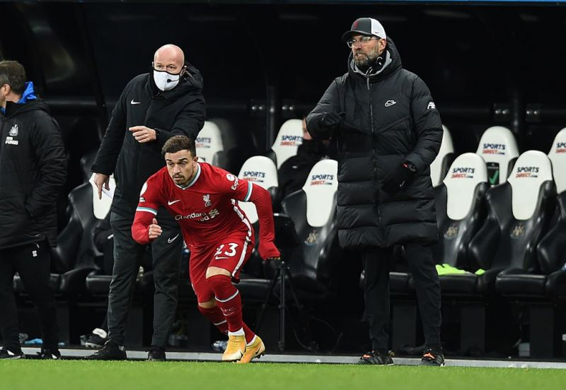 Klopp hints at more game time for creative Liverpool star