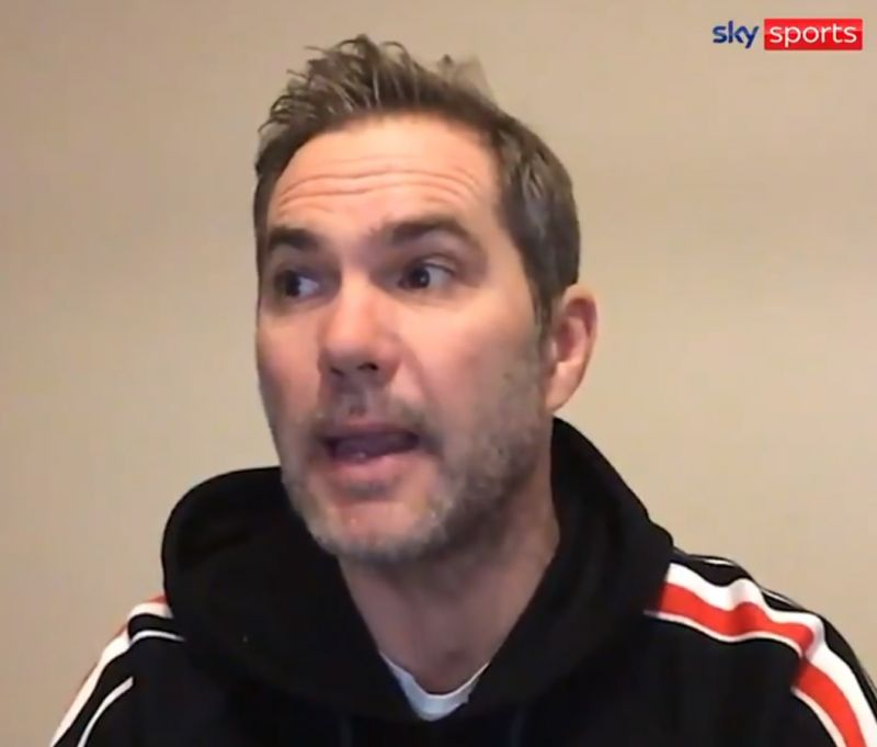(Video) Jason McAteer dismisses Manchester United threat; claims title race between LFC and City