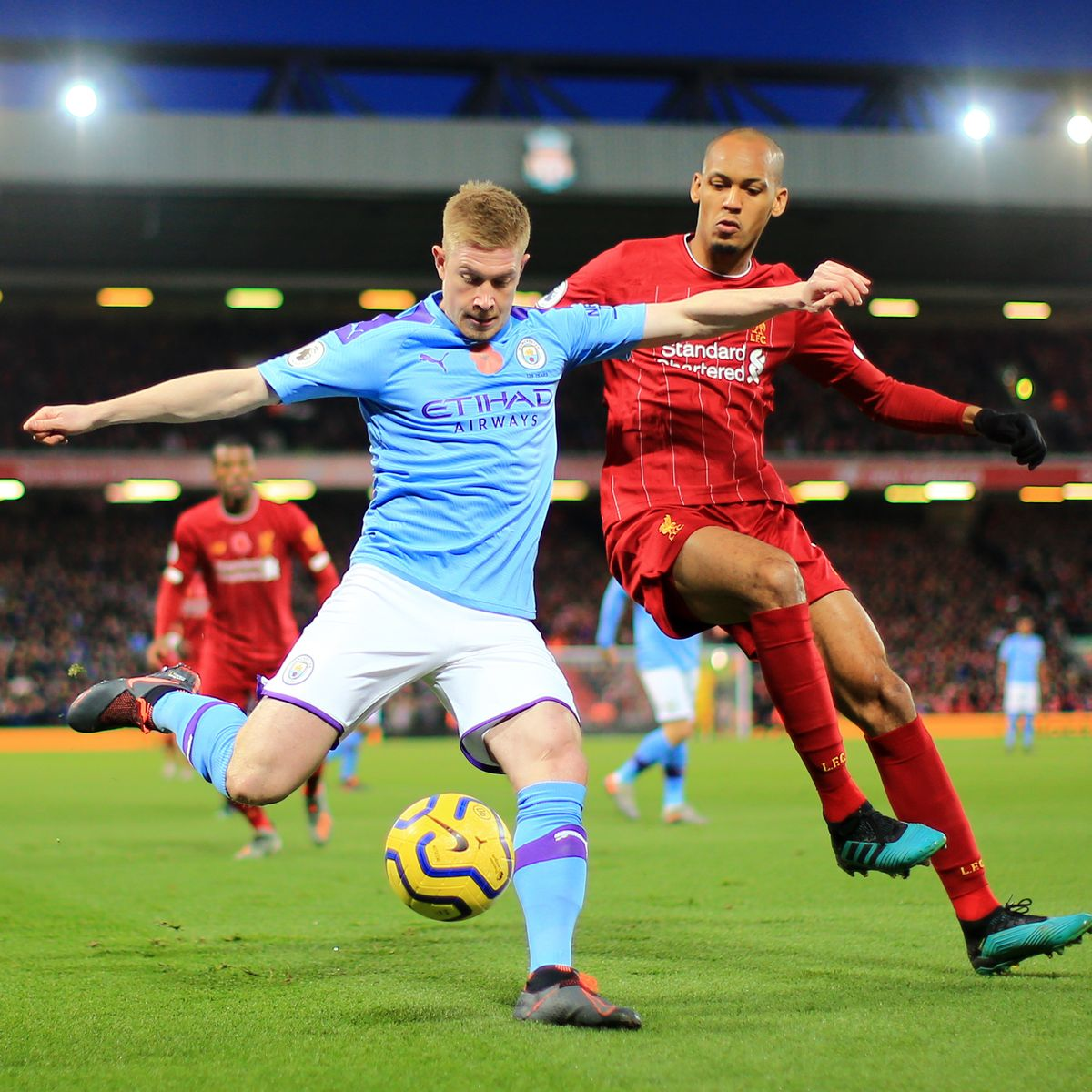 Manchester City star a 'major doubt' for pivotal Liverpool clash