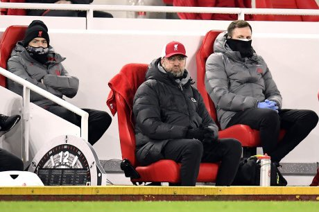 Liverpool confidence has been 'stamped on' following Burnley defeat, says Jurgen Klopp