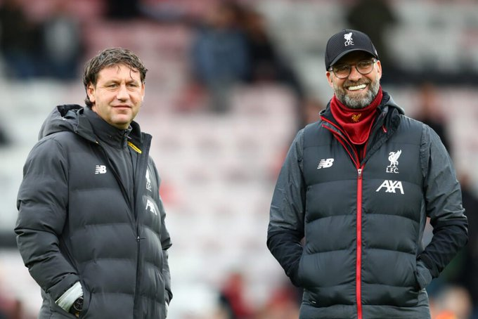 Krawietz Dortmund remarks reveal how Liverpool will look to change their fortunes