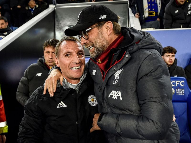 Sky Sports pundit claims Klopp couldn't match Rodgers' job at high-flying Leicester