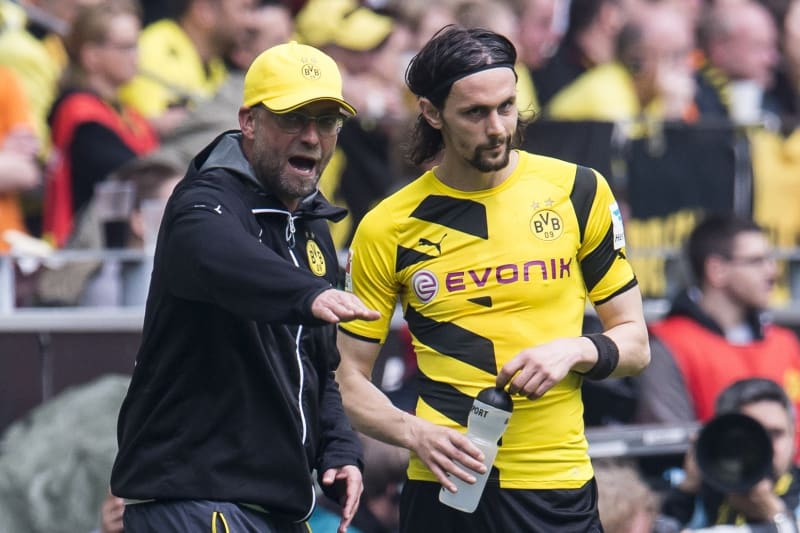 'He went up to a player and slapped him across the face' – Subotic recalls Klopp's efforts to reignite struggling side