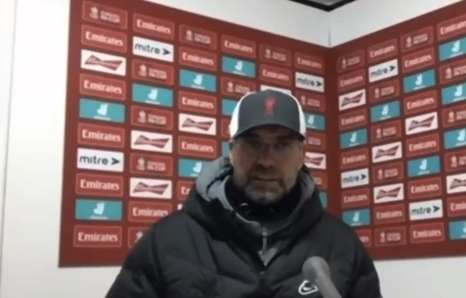 (Video) Klopp responds to questions over LFC confidence: 'It's all about how you deal with it'