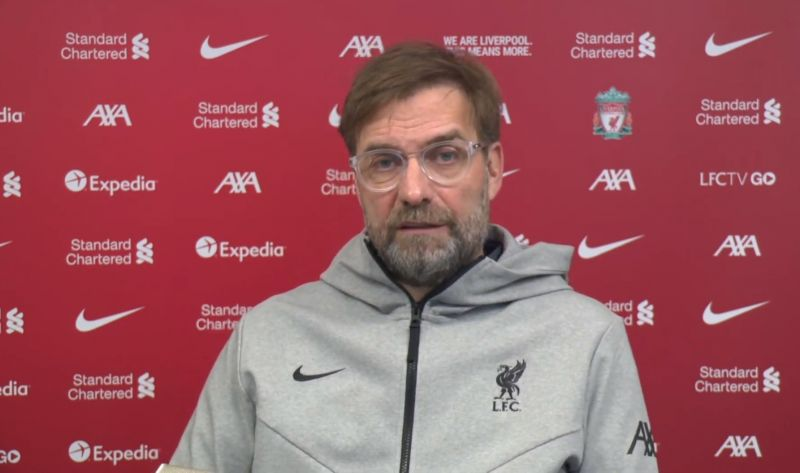 Klopp admits Hendo needed in midfield as he hints he needs new centre-back