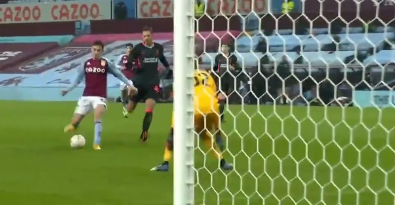 Stephen Warnock compares Louie Barry to former Ballon d'Or winner after FA Cup goal