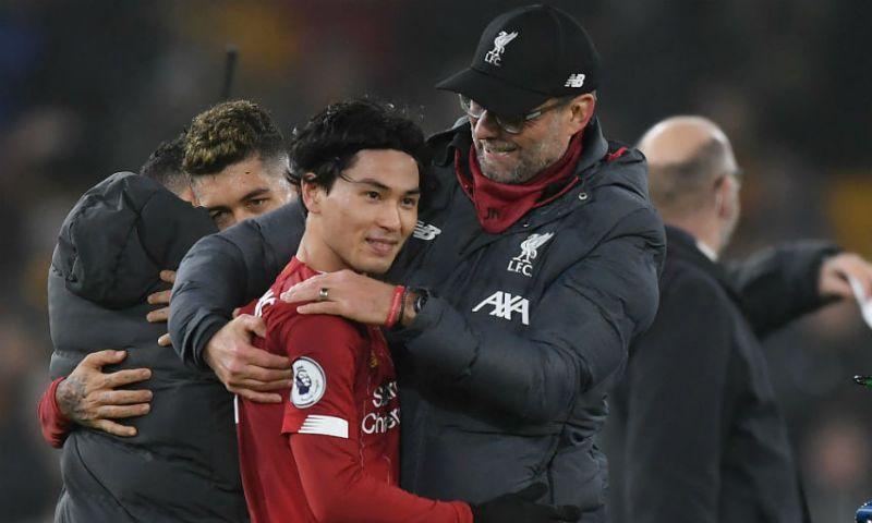 Klopp says fringe player should 'obviously' have been used more