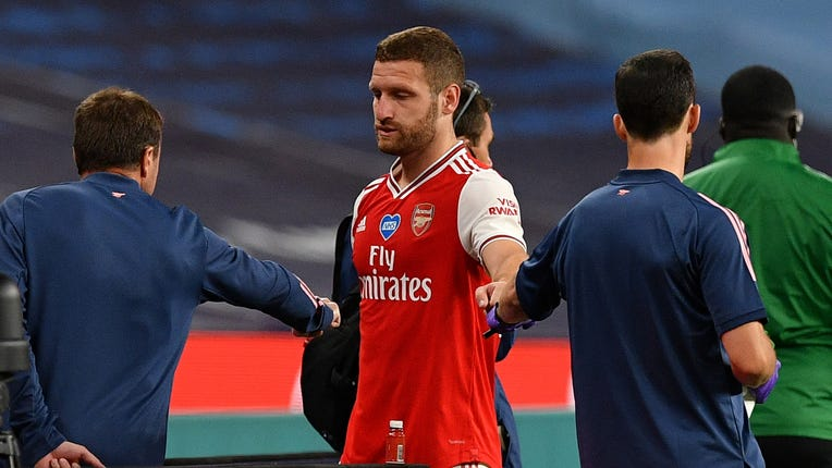 BBC Sport confirm Mustafi a target for Liverpool this deadline day