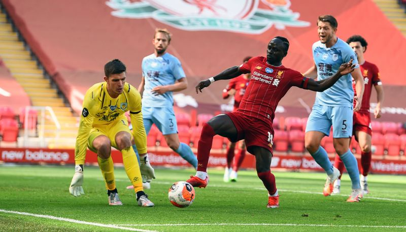 'There will be goals around the corner' – Burnley goalkeeper wary of Liverpool threat