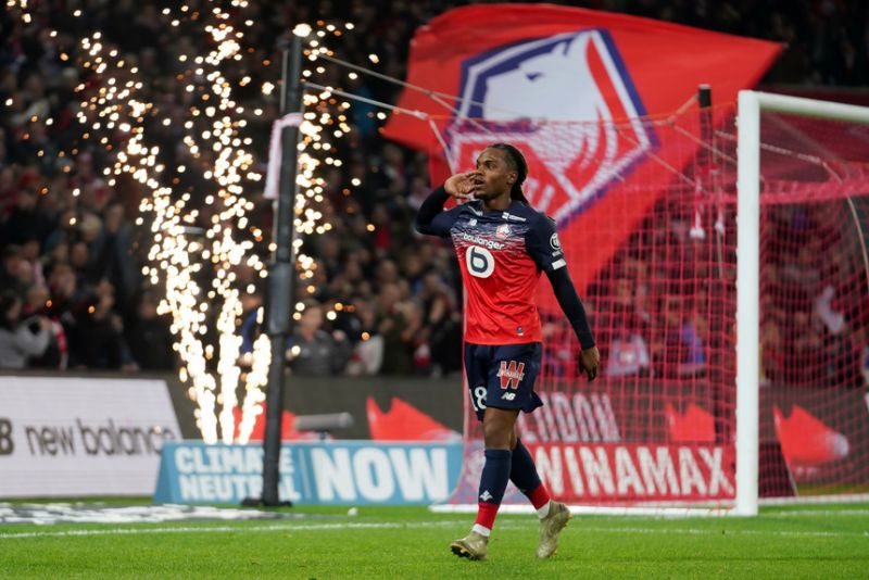 Liverpool in 'pole position' for Renato Sanches as Lille prepare to sell – reports
