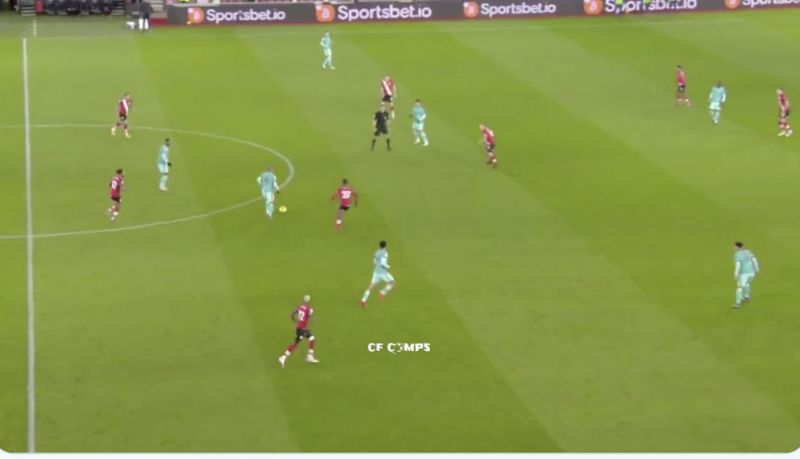 (Video) Thiago highlights v Southampton: No.6 actually much better than fans thought