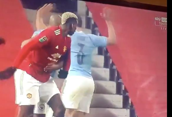 (Video) Anthony Martial's embarrassing dive proves Mourinho and Klopp are right about Manchester United