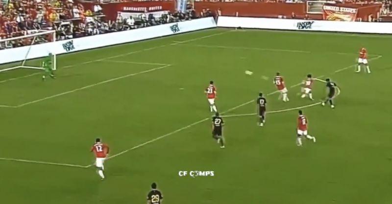 (Video) Thiago scoring a thunderbolt v David de Gea many moons ago – as Liverpool prepare for United