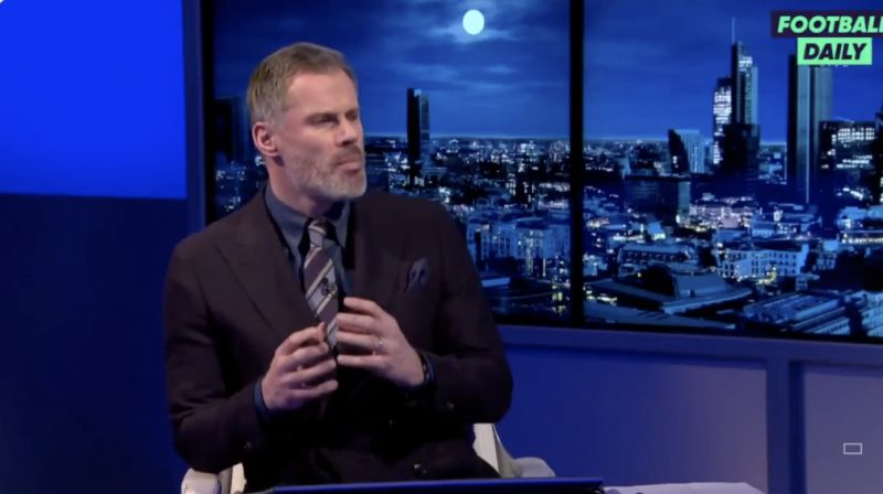 (Video) Carra goes on rant in support of United fans against Shearer and Jenas
