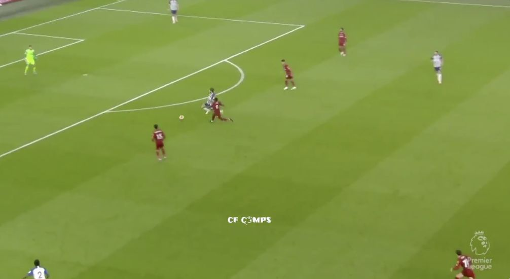 (Video) Two minutes of Klopp's Liverpool pressing like absolute animals