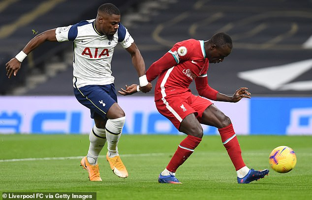 Half-time fight in Spurs dressing room last night saw Aurier storm out of Tottenham Stadium