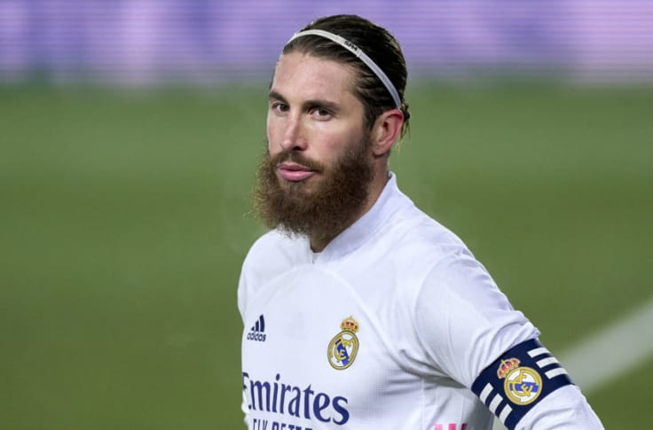 Sergio Ramos won't join Liverpool; Real Madrid star tipped for contract renewal – The Athletic