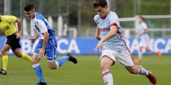Liverpool sign promising Celta Vigo centre-half ahead of Brexit deadline