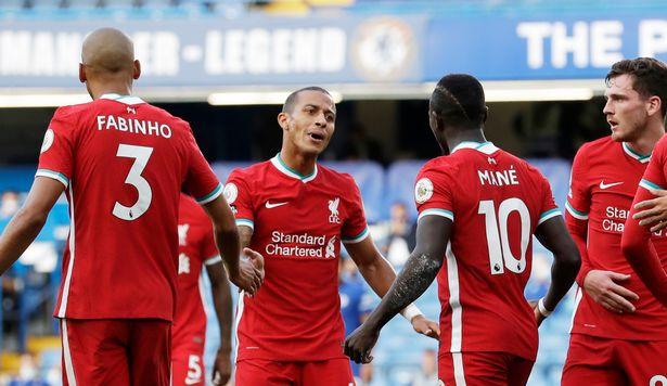 Sadio Mane explains how good 'magic' Thiago actually is