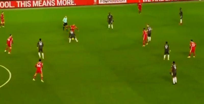 (Video) Bruno Fernandes skinned again by classy Thiago's quick feet