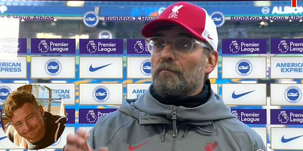 Jordan Chamberlain Column: Klopp could do with being less spiky in the media