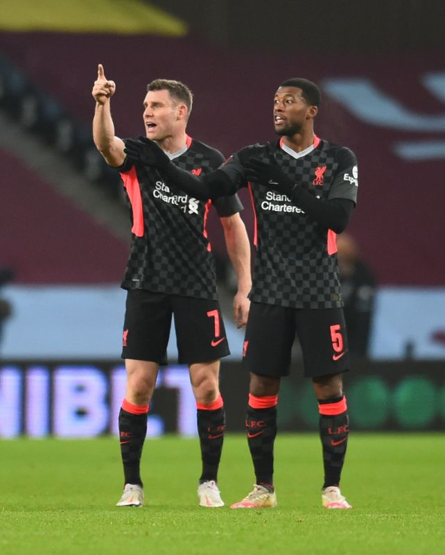 Wijnaldum highlights aim to win trophy Liverpool haven't lifted since 2006