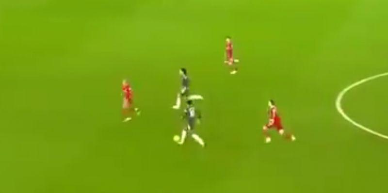 (Video) Fabinho channels inner van Dijk to deny deadly Man Utd counter-attack