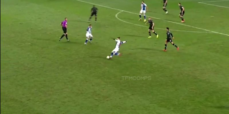 (Video) Every Harvey Elliott goal and assist for Blackburn Rovers so far this season