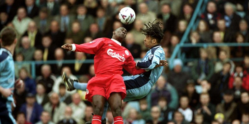 (Video) Remembering Heskey's best strikes for LFC, including unreal Coventry lob