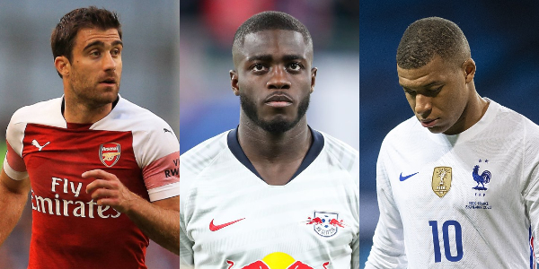 Liverpool transfer rumours rated – including Upamecano, Sokratis & Mbappe