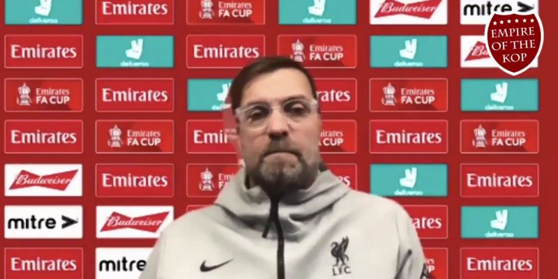 "(Video) Klopp says new centre-half unlikely because ""these owners"" are ""very responsible"""
