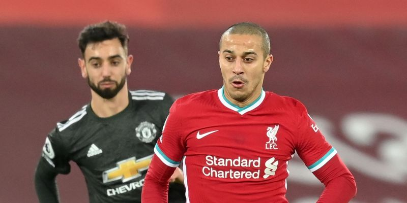 'You can't put it on Thiago' – Ex-Red ridicules unbelievable criticism of Liverpool star