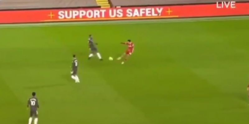 (Video) Trent comp shows full-back is steadily recovering his form