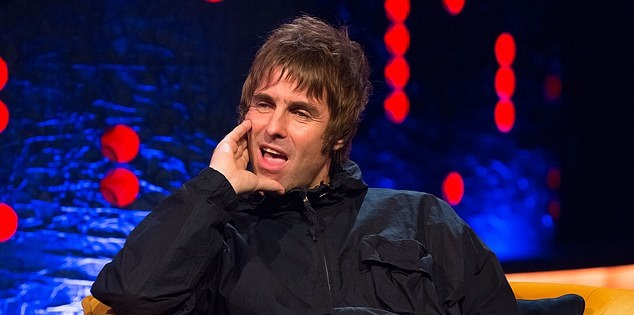 Liam Gallagher accuses Echo journalist of 'smoking spice' after Aguero claim