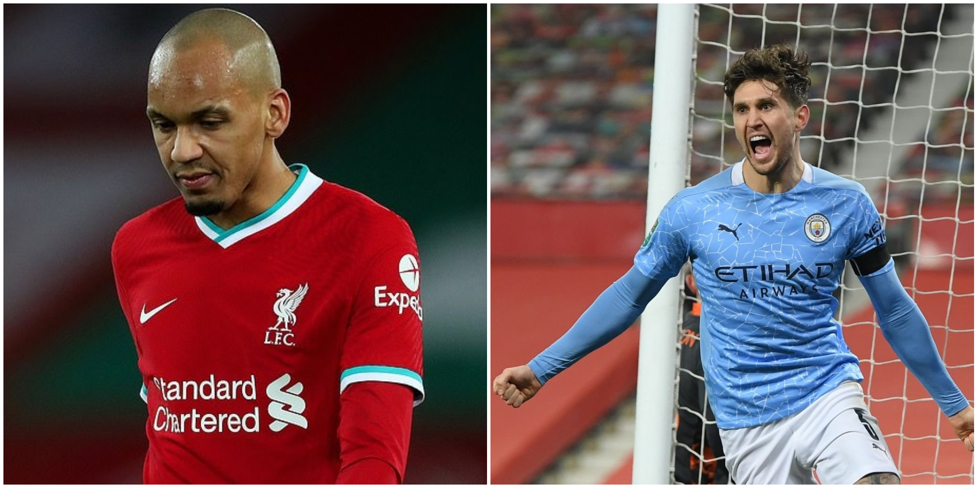 (Video) Thiago overlooked & Fabinho left out of Carragher's Liverpool/City combined XI