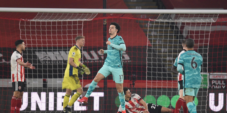 Premier League: Liverpool return to victory v Sheffield United