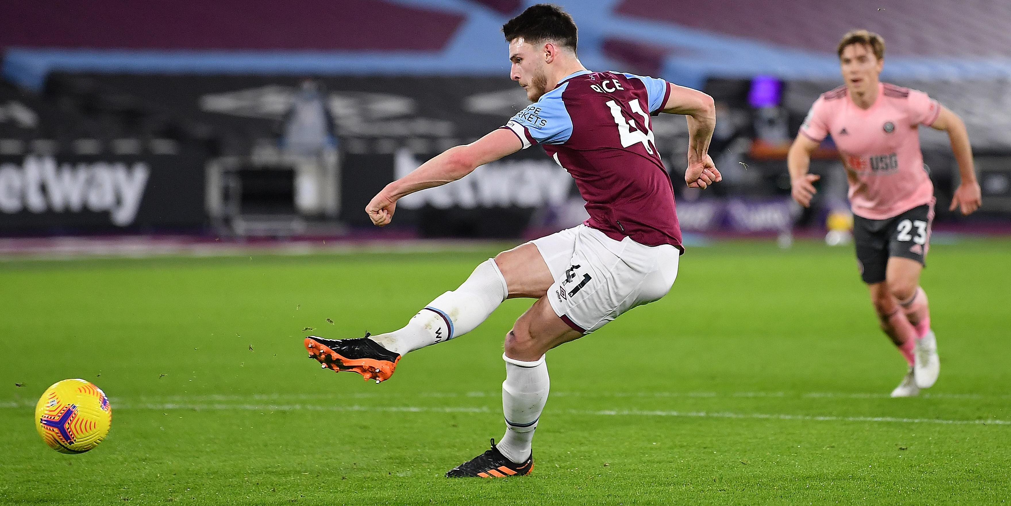 Liverpool contact Declan Rice's agent with a view to a summer move – report