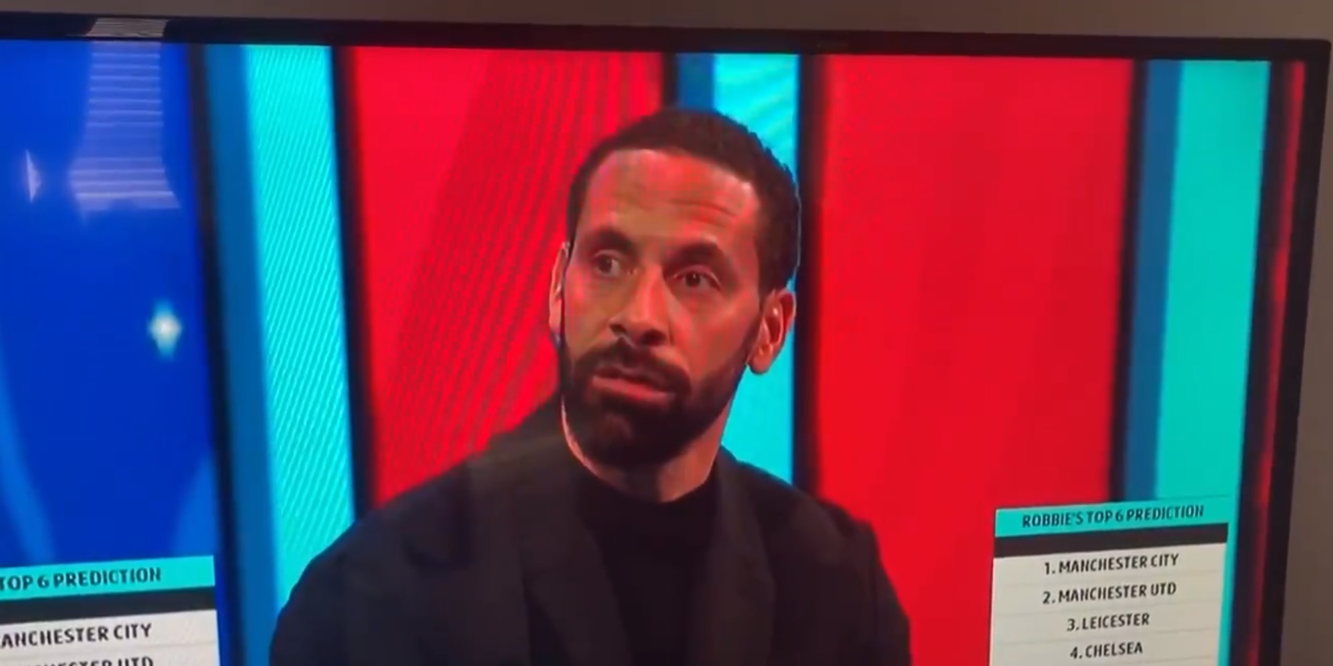 (Video) Rio Ferdinand speaks pure sense on Liverpool's difficult season; says no other side could do what Reds are doing