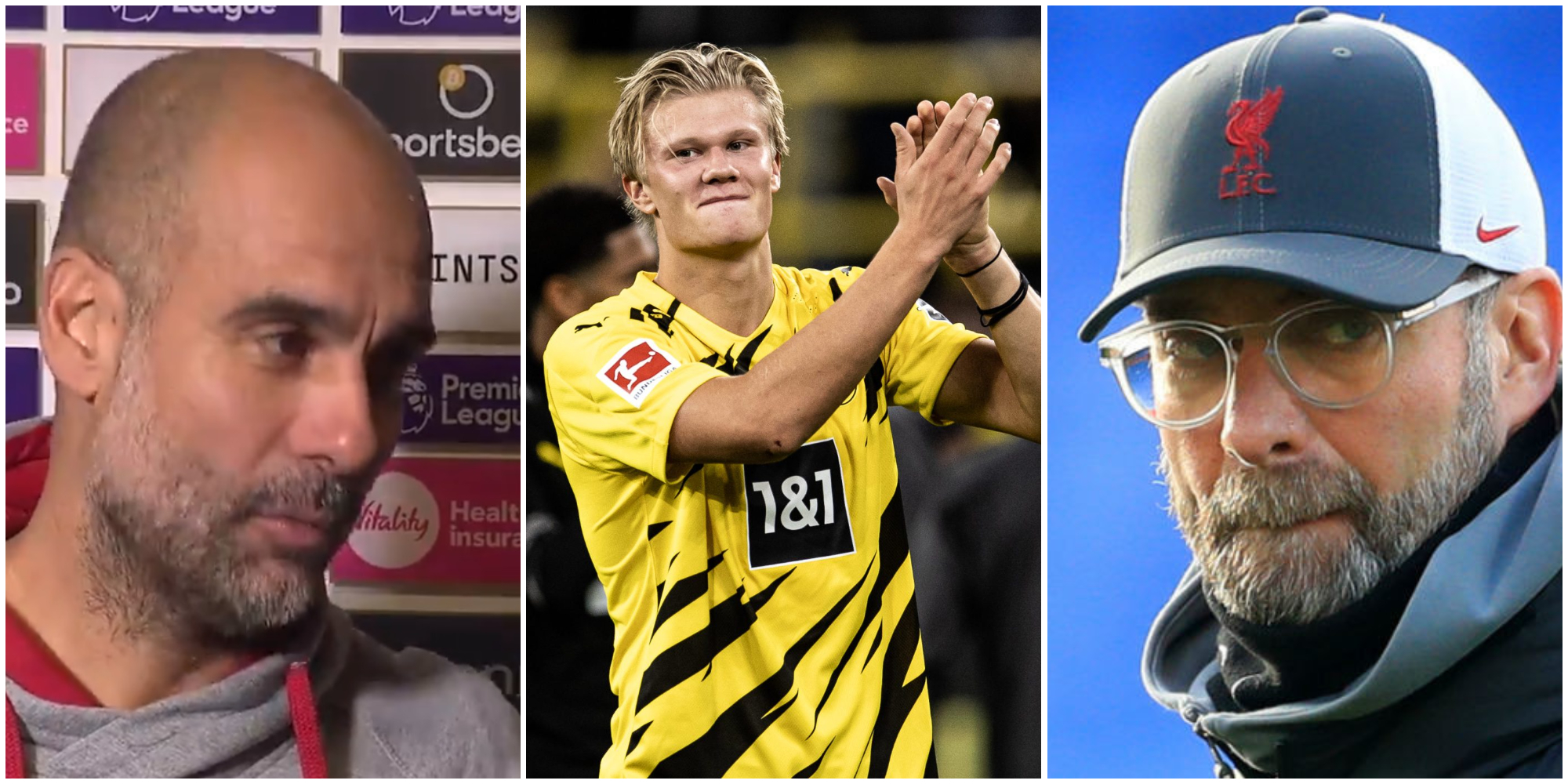 Liverpool 'particularly interested' in Erling Haaland alongside three PL giants, confirms Christian Falk