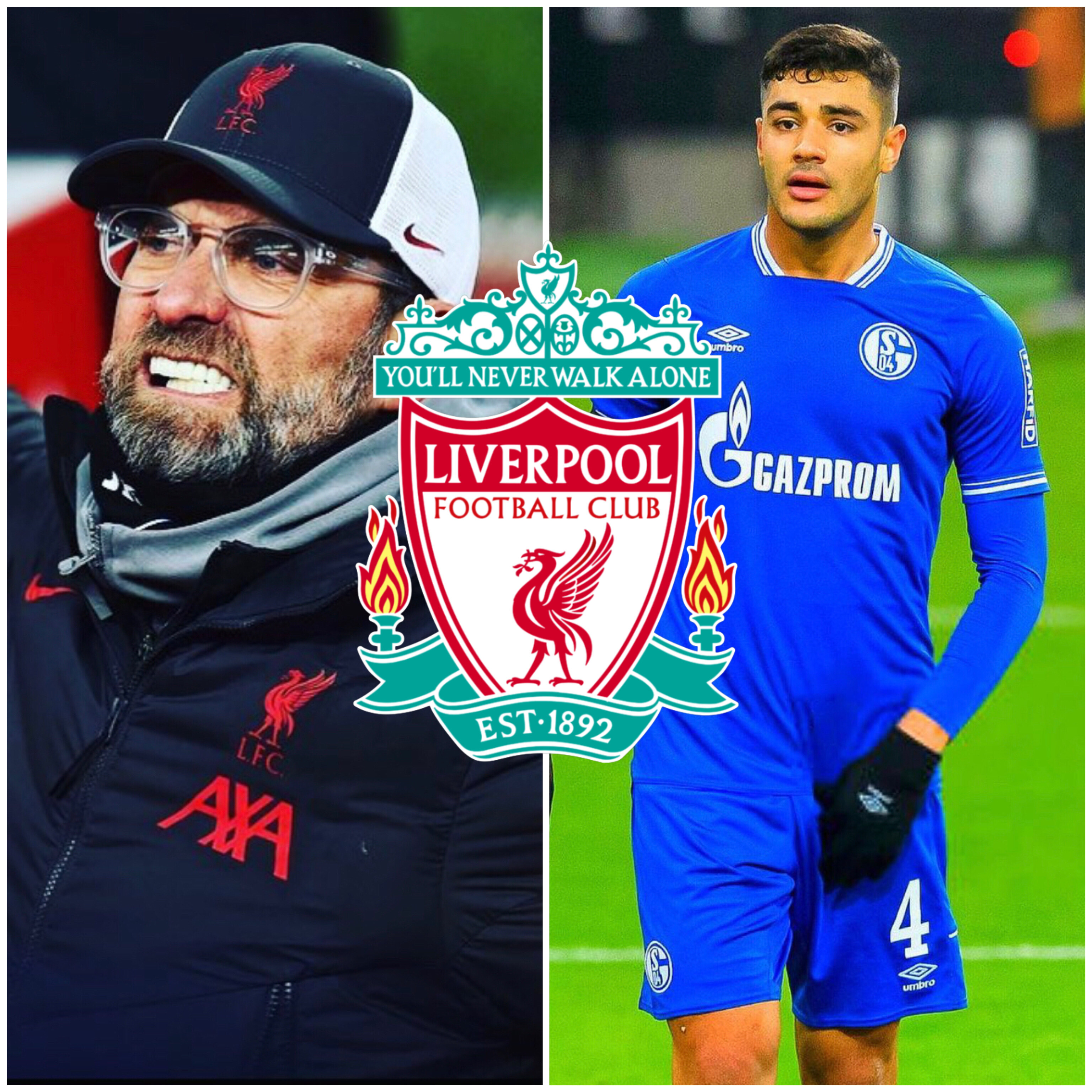 Done Deal: Details of €30m Ozan Kabak's 5-year contract emerge if LFC make loan permanent: 'Here We Go'