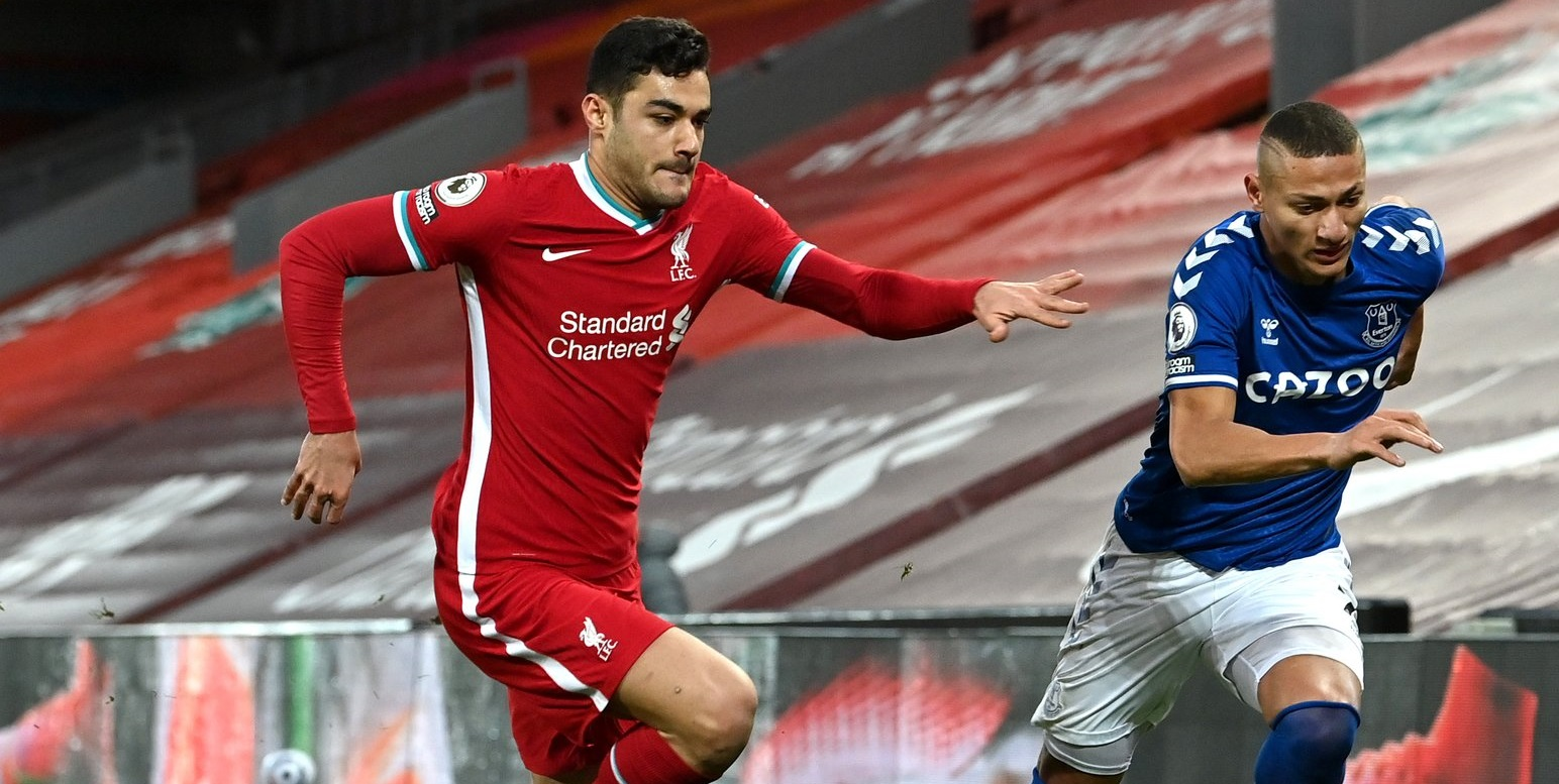 Champions League hero sympathises with Ozan Kabak over 'nightmare' Liverpool task